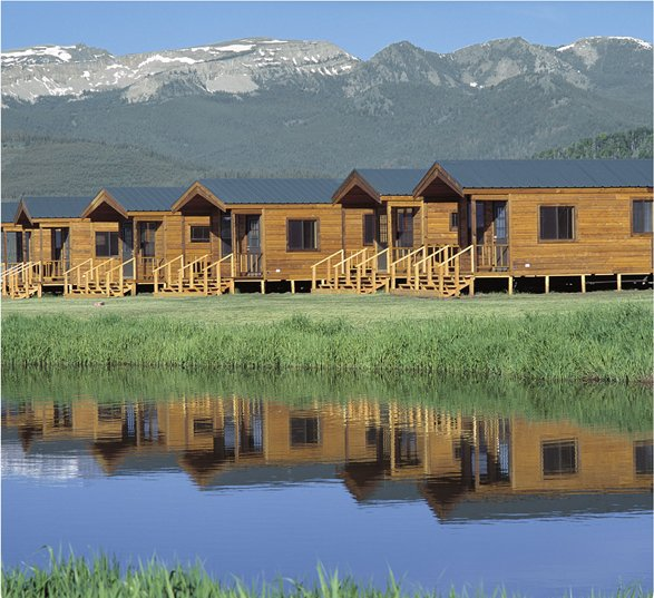 Yellowstone Holiday Accommodations